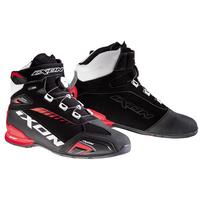 Ixon Bull WP Shoes Black/White/Red