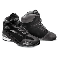 Ixon Bull Vented Shoe Black/Grey