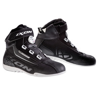 Ixon Assault Evo Ladies Shoes Black/White