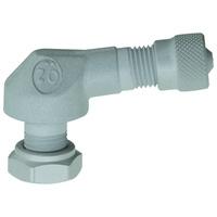 Ariete 54-119-71S Valve Stem Silver for Tubeless 8.3mm Rims 11971-ALL (Pair)