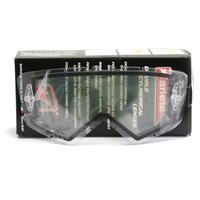 Ariete Google Dual Layer Clear Lens For Motocross Use