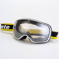 Ariete 54-149-20B Feather Goggle Yellow/Black