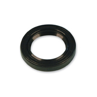 Starter Shaft Seal Big Twin'80-86 5 Speed Double Lip Rubber OD Oem 12045 Sold Ea