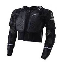 Oneal Underdog 2 Body Armour - Black - Youth Small For Motocross Use
