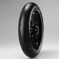 Pirelli 61-173-46 Diablo Rosso Corsa Front Tyre 120/70ZR-17 58W Tubeless
