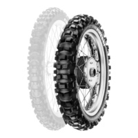 Pirelli 61-194-22 Scorpion XC Mid Hard (DOT) MX Tyre 110/100-18 64M MST
