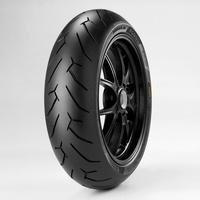 Pirelli 61-206-85 Diablo Rosso II Tyre 180/55ZR-17 73W Tubeless