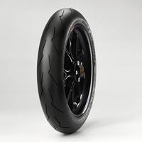 Pirelli 61-216-69 Diablo Supercorsa SP Front Tyre 120/70ZR-17 58W Tubeless