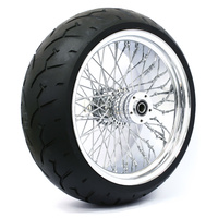 "PIRELLI NIGHT DRAGON 170/60B-17"" M/C 78V REAR For Onroad Use"
