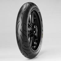 Pirelli 61-229-19 Diablo Rosso II Front Tyre 120/70ZR-17 58W Tubeless