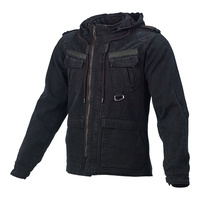 Macna Combat Jacket Black