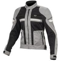 Macna Rush Ladies Jacket Black/Grey