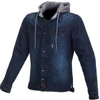 Macna West Coast Hoodie Jacket Blue