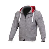 Macna Freeride Hoodie Jacket Grey/Red