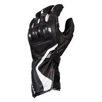 Macna Apex Gloves Black/White