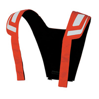 Macna Vision Vest Fluro Orange