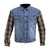 Merlin Haywood Jacket Blue/Grey