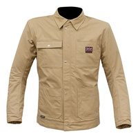 Merlin Victory Jacket Tan