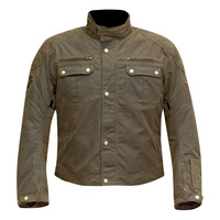 Merlin Sandon Wax Jacket Brown