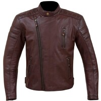 Merlin Lichfield Jacket Oxblood