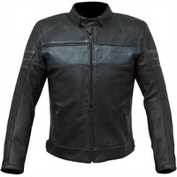 Merlin Holden Jacket Black/Blue