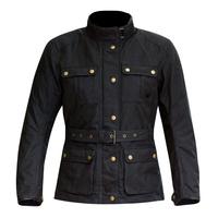 Merlin Ashley Wax Ladies Jacket Black