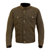 Merlin Anson Jacket Brown