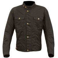 Merlin Anson Jacket Black