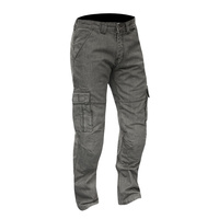 Merlin Portland Cargo Pants Grey