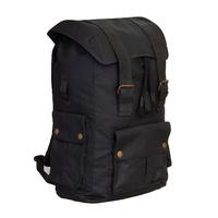 Merlin Ashby Luggage Rucksack Black