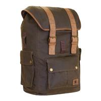 Merlin Ashby Luggage Rucksack Olive