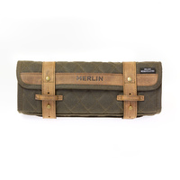 Merlin Chaplow Luggage Toolroll Olive