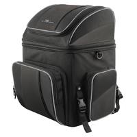 Nelson-Rigg NR-220 Getaway Backrest Rack Bag