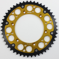 States MX 70-402-50G Fusion 50T Sprocket for Suzuki Gold