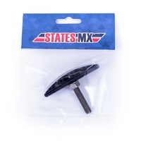 "States MX 70-ARC-185K Billet Alloy Rim Lock 1.85"" Black"