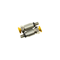 States MX Forks Bleeder Valve - Gold For Motocross Use