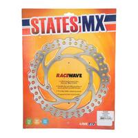States MX 70-R434-0030 Front Disc Rotor (240mm) for Honda XR250R 88-02/XR400R 96-04/XR600R 88-00/XR650R 00-06