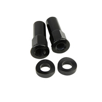States MX 70-RLN-K Rim Lock Nut Kit Black