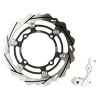 States MX 70-SB0-879 Oversize 270mm MX Disc w/Mounting Bracket for Honda CR125R/CR250R 04-07/CRF250R 04-14/CRF250X 04-13/CRF450R 04-14/CRF450X 05-15