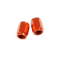States MX 70-VCT-E Valve Caps Tube Orange