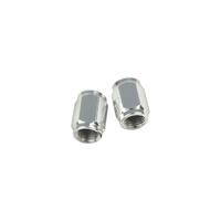 States MX 70-VCT-S Valve Caps Tube Silver