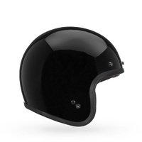 Bell Custom 500 Helmet Solid Gloss Black
