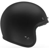 Bell Custom 500 Helmet w/Studs Solid Matte Black