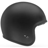 Bell Custom 500 Helmet w/No Studs Matte Black