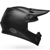 Bell MX-9 MIPS Helmet Solid Matte Black