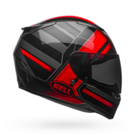 Bell RS-2 Helmet Tactical Red/Black/Titanium