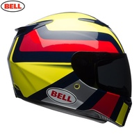 Bell RS2 Helmet Empire Yellow/Navy/Red