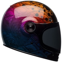 Bell Bullitt Helmet Hart Luck Gloss Metallic Bubbles