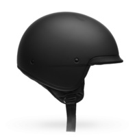 Bell Scout Air Helmet Solid Matte Black