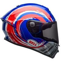 Bell Star MIPS Helmet Brad Binder Replica Blue/Red/Silver